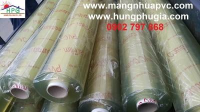 Bảng Giá Màng Nhựa PVC Trong Suốt